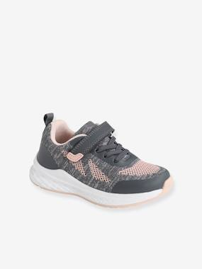 Eco-Friendly Sports Trainers, for Girls grey